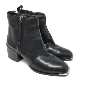 Also Black Ankle Boots